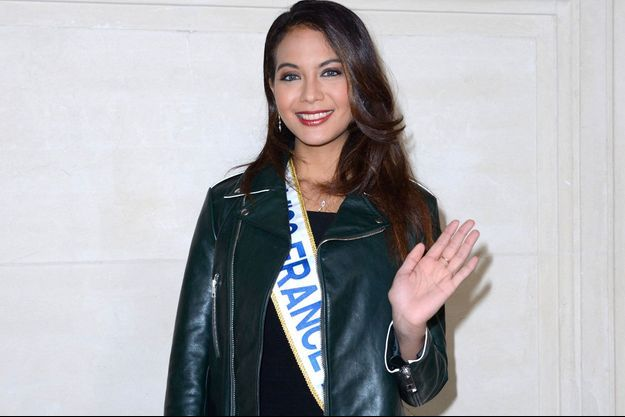 Vaimalama Chaves le 27 février 2019, à Paris.