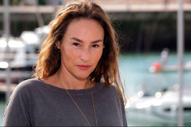 Vanessa Demouy à La Rochelle en 2019.