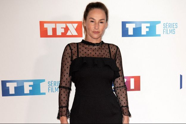 Vanessa Demouy à Paris en septembre 2019.