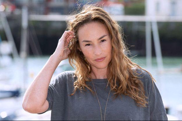 Vanessa Demouy à La Rochelle en septembre 2019.