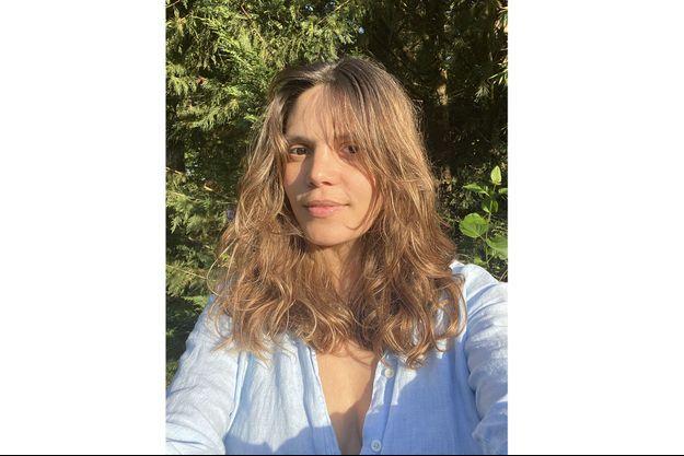 Vanille Clerc pour Paris Match