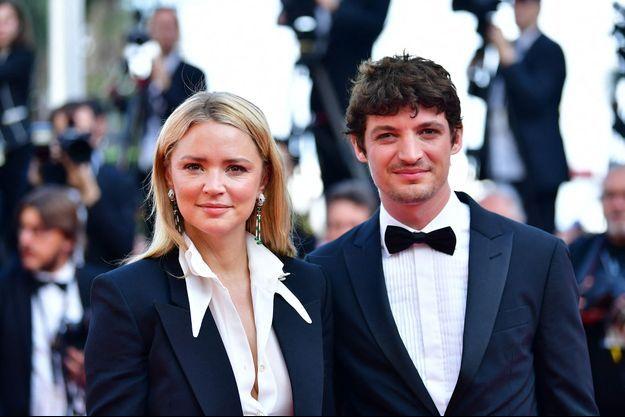 Virginie Efira et Niels Schneider au Festival de Cannes 2019
