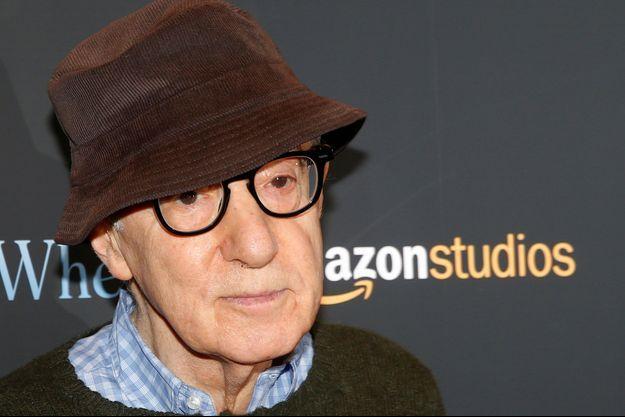 Woody Allen en novembre 2017.