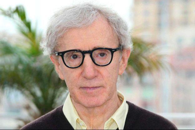 Woody Allen au Festival de Cannes 2008