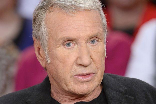 Yves Rénier en 2016.