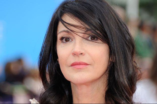 La comédienne Zabou Breitman.