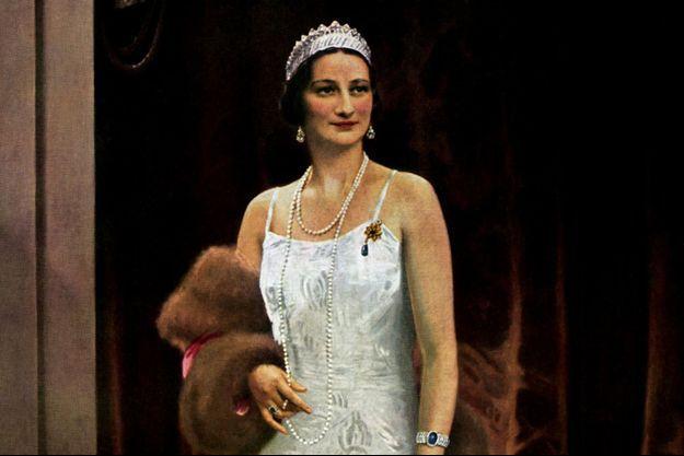 La reine des Belges Astrid