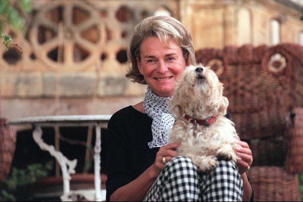 Sybille de Sélys Longchamps, le 23 octobre 1999