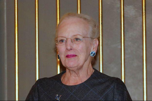 La reine Margrethe II de Danemark, le 7 février 2020