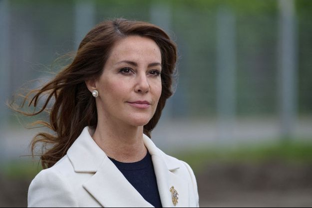 La princesse Marie de Danemark à Copenhague, le 27 septembre 2021