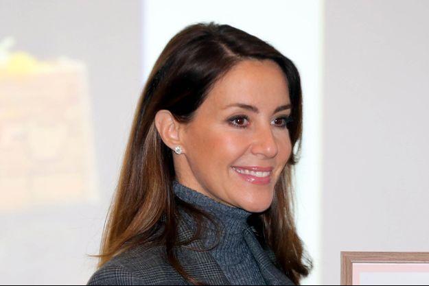 La princesse Marie de Danemark le 7 novembre 2019