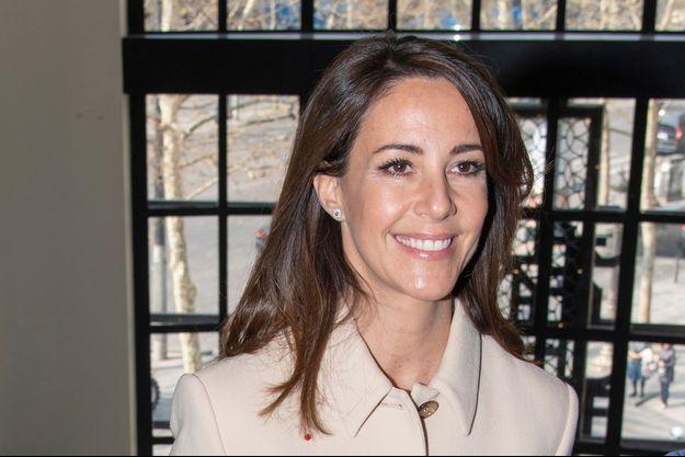 La princesse Marie de Danemark, le 28 mars 2019