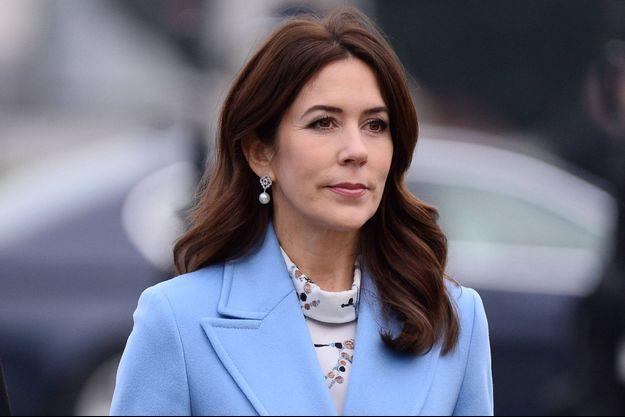 La princesse Mary de Danemark, le 25 novembre 2019