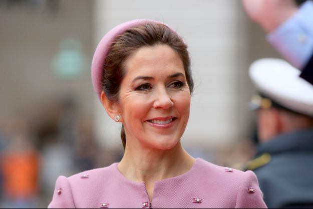 La princesse Mary de Danemark à Copenhague, le 1er octobre 2019