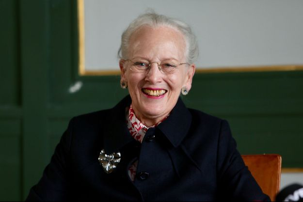 La reine Margrethe II de Danemark, le 19 juillet 2021