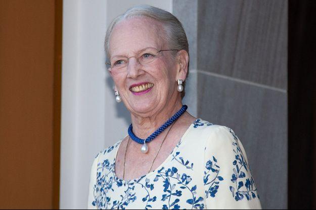 La reine Margrethe II de Danemark, le 7 juin 2019