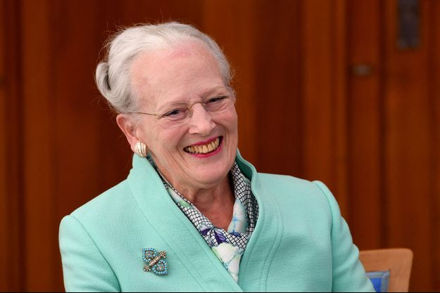 La reine Margrethe II de Danemark, le 5 septembre 2019