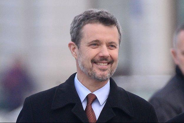 Le prince Frederik de Danemark, le 25 novembre 2019