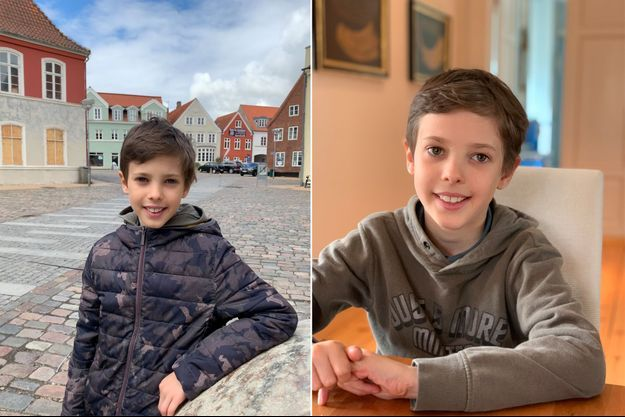 Le prince Henrik de Danemark. Photos diffusées pour ses 11 ans, le 4 mai 2020