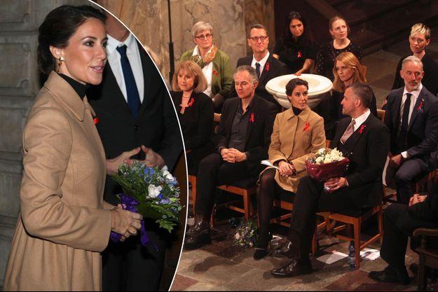 La princesse Marie de Danemark à Copenhague, le 27 novembre 2016