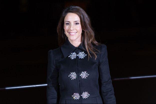 La princesse Marie de Danemark le 15 novembre 2017