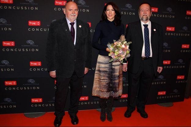 La princesse Mary de Danemark à Copenhague, le 16 mars 2016
