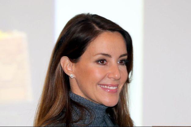 La princesse Marie, le 7 novembre 2019