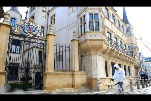 Le palais du Luxembourg