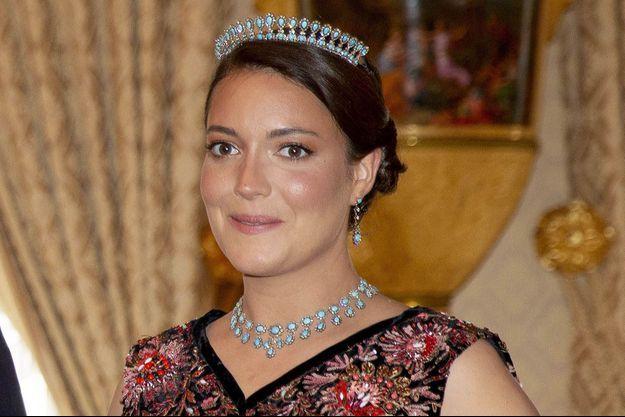 La princesse Alexandra de Luxembourg lors de la Fête nationale, le 23 juin 2019