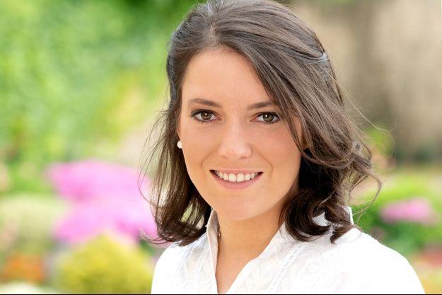La princesse Alexandra de Luxembourg. Photo diffusée par la Cour de Luxembourg pour ses 30 ans, le 16 février 2021
