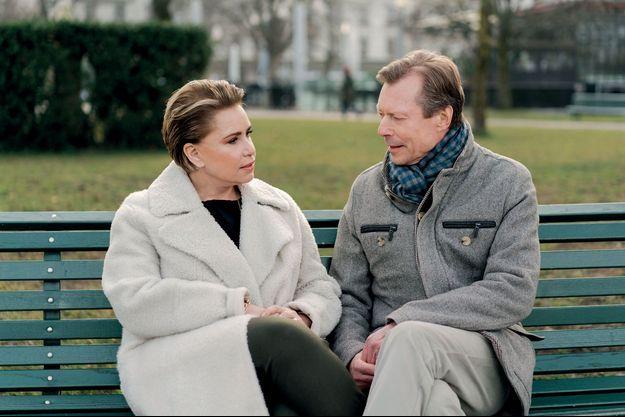 Genève, 26 janvier. Le Grand-Duc et la Grande-Duchesse dans la tourmente.