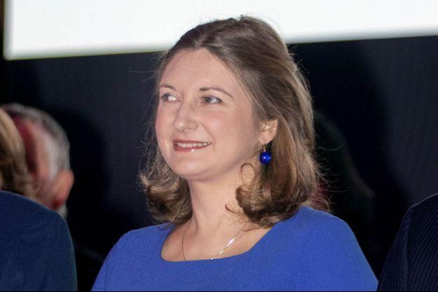 La princesse Stéphanie de Luxembourg, le 23 janvier 2020