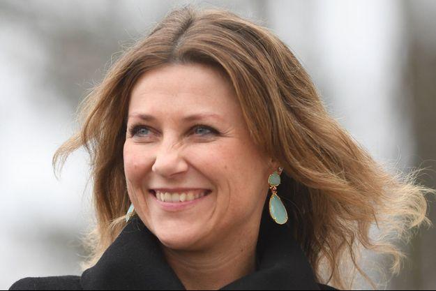 La princesse Märtha Louise de Norvège, le 7 mars 2018
