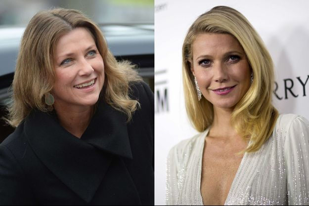 Märtha Louise de Norvège et Gwyneth Paltrow