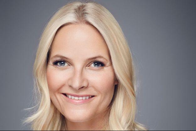 La princesse Mette-Marit de Norvège. Photo diffusée le 15 janvier 2016