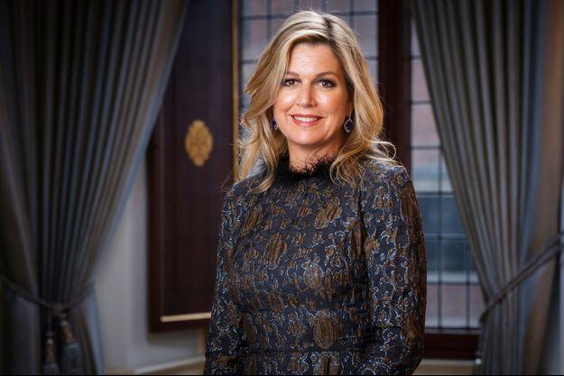 La reine Maxima des Pays-Bas. Portrait diffusé le 8 février 2020