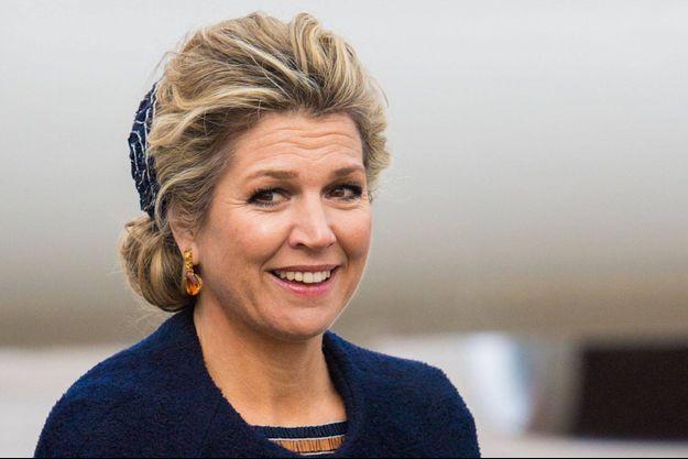 La reine Maxima des Pays-Bas, le 6 mars 2019