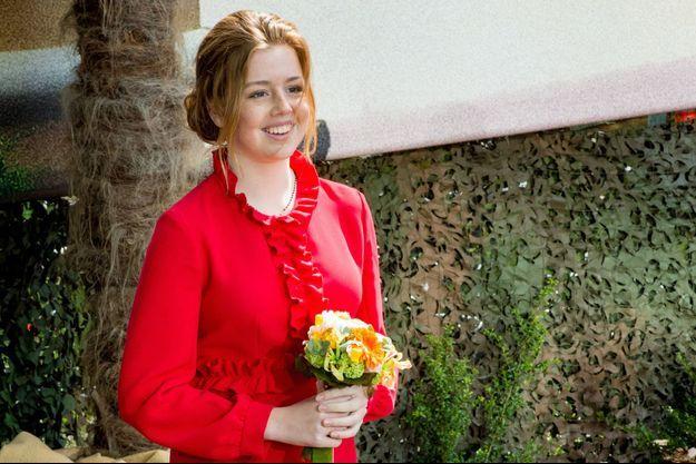 La princesse Alexia des Pays-Bas, le 27 avril 2019