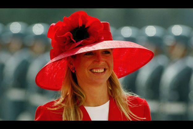Maxima, la future reine des Pays-Bas.