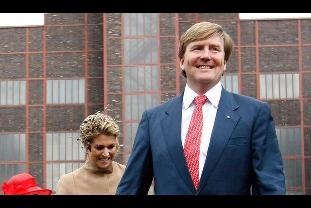 Le 30 avril prochain, Willem-Alexander sera sacré roi des Pays-Bas.