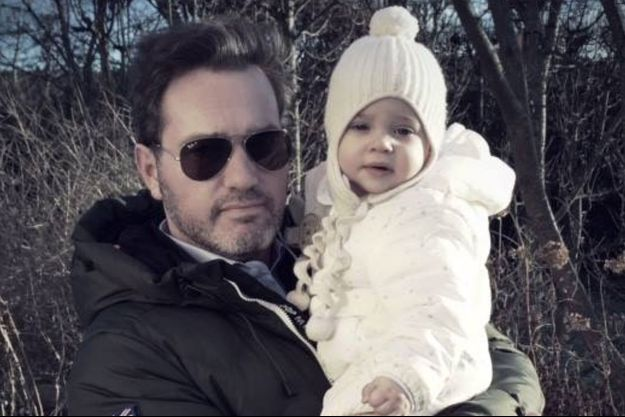 Christopher O'Neill et la petite Leonore