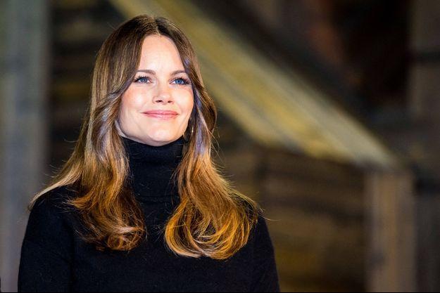 La princesse Sofia de Suède, le 28 octobre 2020