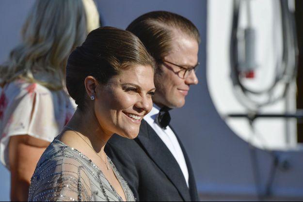 Victoria de Suède et son mari Daniel
