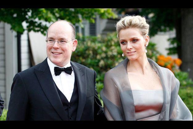 Albert II de Monaco, Charlene Wittstock