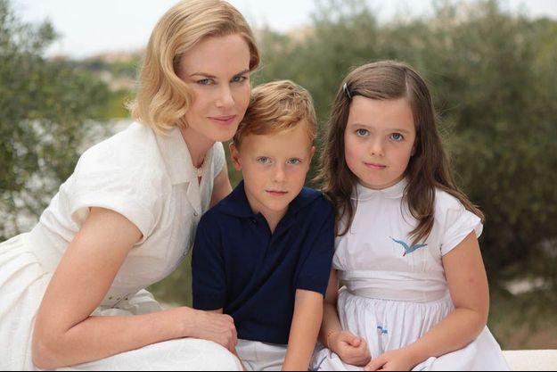 """Nicole Kidman dans """"Grace de Monaco""""."""