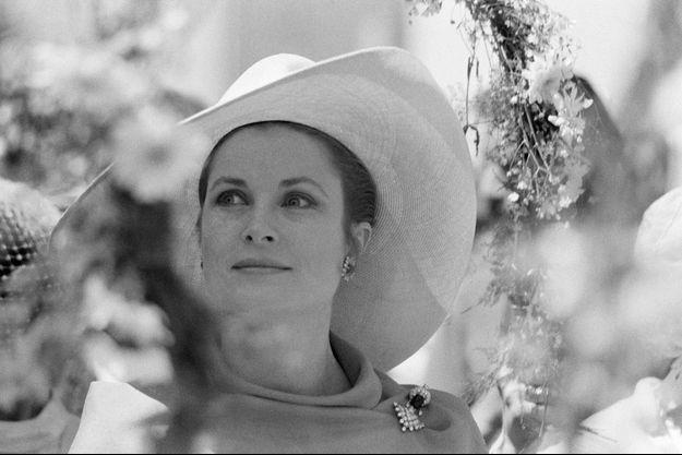 La princesse Grace de Monaco, le 25 mai 1970 à Saint-Tropez