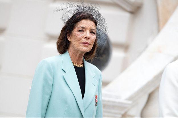 La princesse Caroline de Hanovre, le 19 novembre 2019