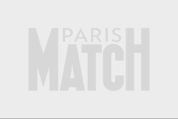 La couverture du numéro 3664 de Paris Match