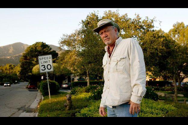 Robert Eringer, le 28 octobre 2009, à Santa Barbara.