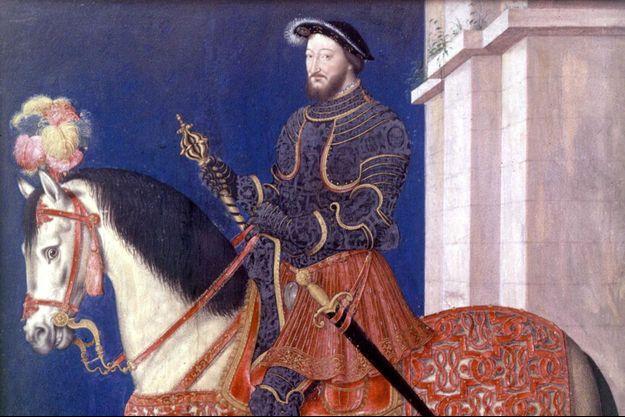 François Ier, portrait anonyme du XVIème siècle, conservé au Musée de Versailles